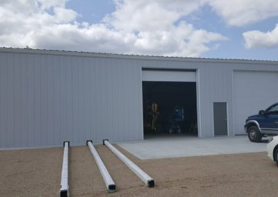 Master Electric Cold Storage Building